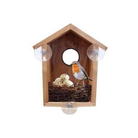 Casa para Pájaros Bird Watcha