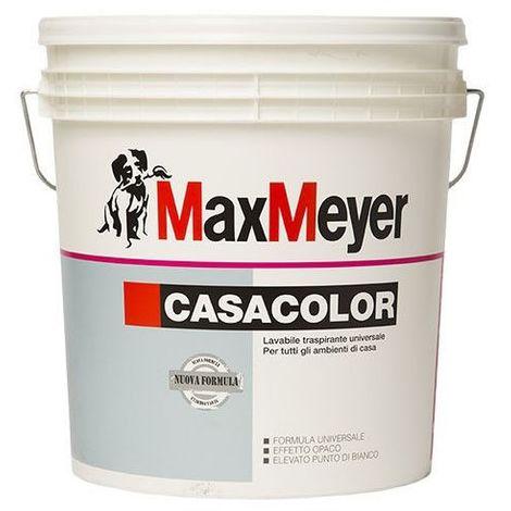 Casacolor 5lt Pittura Lavabile Colorata Per Interno Colori Pastello Colori Light Green Hgy8085 5