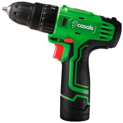 Casals VPLI12M-2 - Taladro Percutor a bater