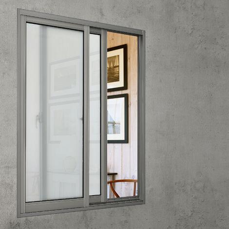 [casa.pro] película protectora adhesiva frosted/escarchada (50cm x 1m) espátula /raspador incluido película protectora vidrio esmerilado