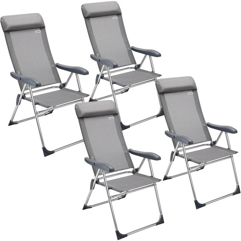 möbel alu campingstuhl klappstuhl faltstuhl klappbar