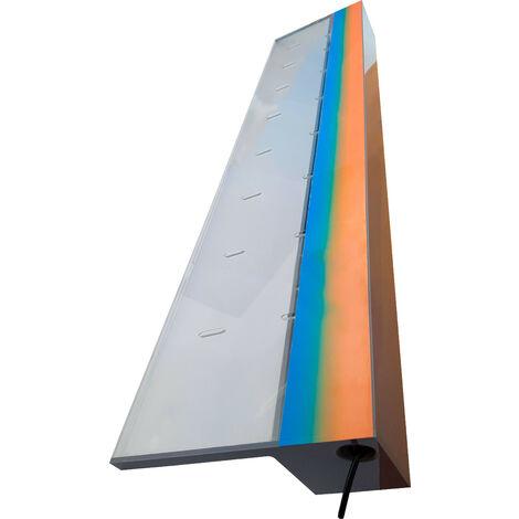 Cascada acrílica empotrable Con LED, fuente de alimentación y control remoto todos los tamaños