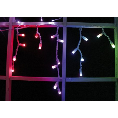 Cascada Luz 60 Bombillas Color 2x05 mm