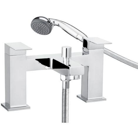 Cascade Edge Bath Shower Mixer Tap 006.21913.3