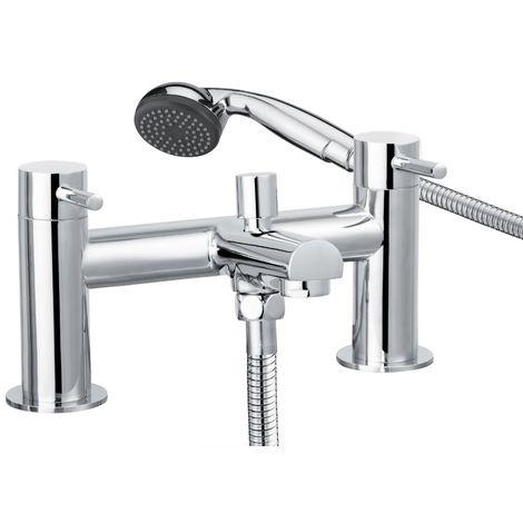 Cascade Sphere Bath Shower Mixer 003.21913.3