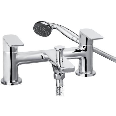 Cascade Trapeze Bath Shower Mixer 008.21913.3