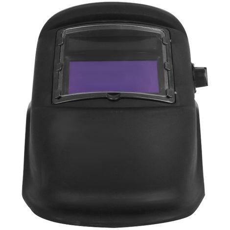 Casco de mascara de soldadura de oscurecimiento automatico de energia solar