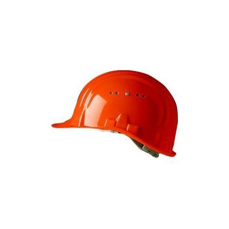 Casco de obra 80/6, EN 397, naranja