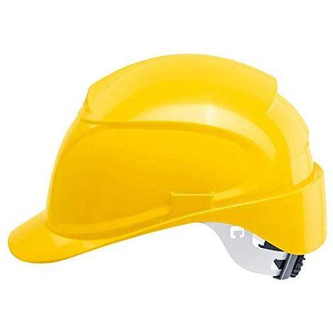 Casco de Obra Airwing B-WR   Protección en el Trabajo   Protección de la Cabeza   Casco de Seguridad con Sistemas de Adaptación para Visores y Orejeras