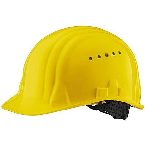 Casco de obra Baumeister 80/6 EN 397 amarillo