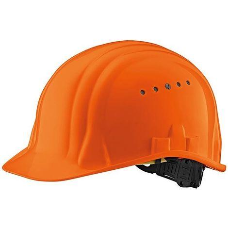 Casco de obra Baumeister 80/6 EN 397 naranja