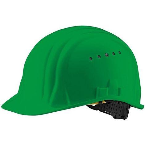 Casco de obra Baumeister 80/6 EN 397 verde