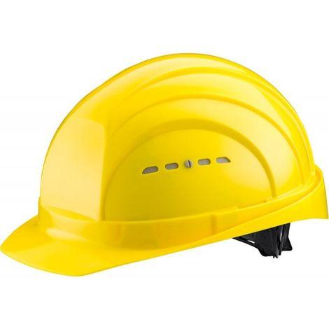 Casco de obra EuroGuard 6 EN 397 amarillo
