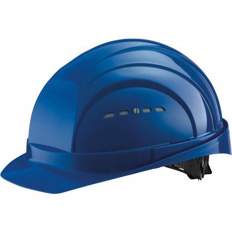 Casco de obra EuroGuard 6 EN 397 azul