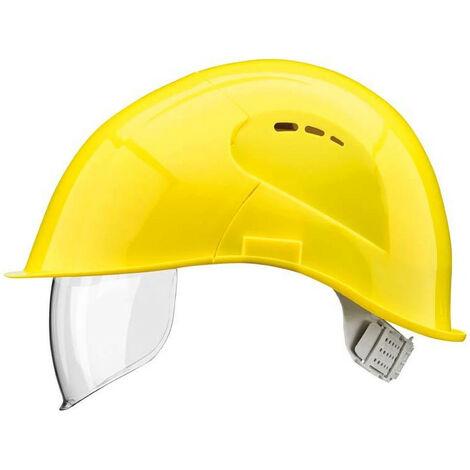 Casco De Seguridad Visorlight. Amarillo