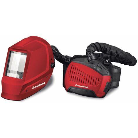 Casco de soldadura con sistema de filtro de aire SCHWEIBKRAFT VarioProtect® XXL-W TC Air