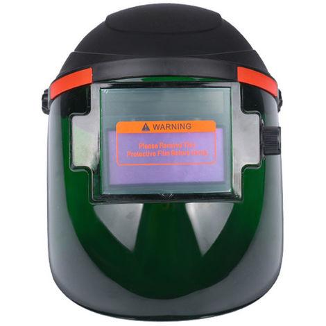Casco de soldadura de oscurecimiento automatico de energia solar Proteccion facial
