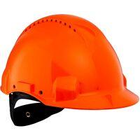 Casco di protezione con sensore UV Arancione 3M G3000 G30NUO EN 397