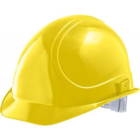 Casco electricista 6, 1000 V, amarillo