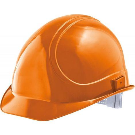 Casco electricista 6, 1000 V,naranja
