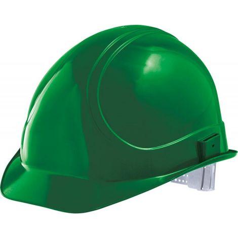 Casco electricista 6, 1000 V,verde