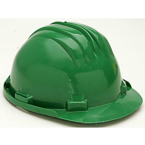Casco Obra Con Desudadora Verde Climax 5-Rs-Verde