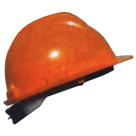 Casco Obra Homologado Ajustable Amarillo - Climax - 5-Rg..