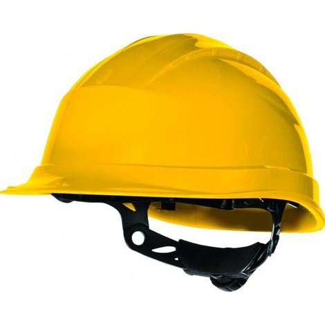 Casco Proteccion Aislado Amarillo - Venitex - Quartzup3..