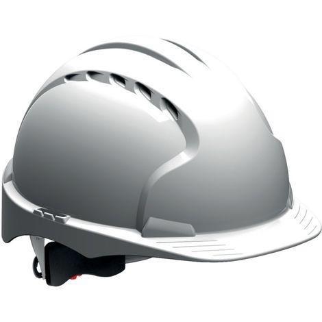 Casco protector -EVO3- blanco
