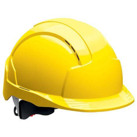 Casco protector -EVOlite - amarillo