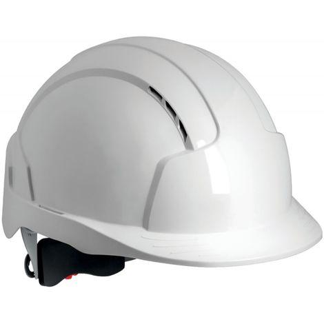 Casco protector -EVOlite - blanco