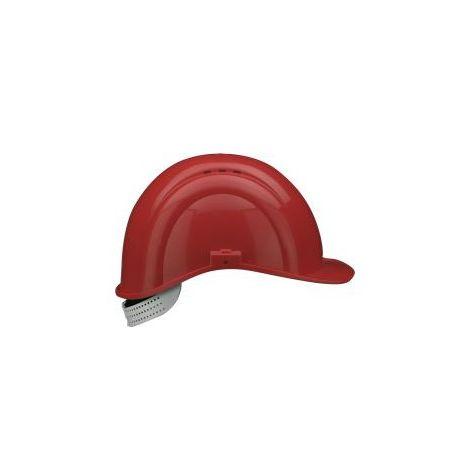 Casco protector -INAP-Defender-4- rojo carmín