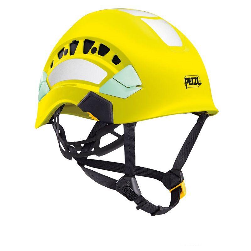 Gorra de protecci/ón para la Cabeza U-Cap Sport Hi-Viz Amarillo