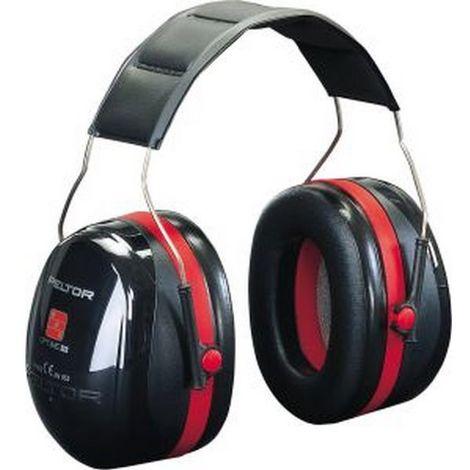 Cascos protectores de oídos 3M™ Peltor™ -Optime™ III H540A- Cascos protectores de oídos -Optime PTL A-