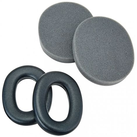 Cascos protectores de oídos 3M™ Peltor -X3A- juego de higiene -Peltor™ HYX3-