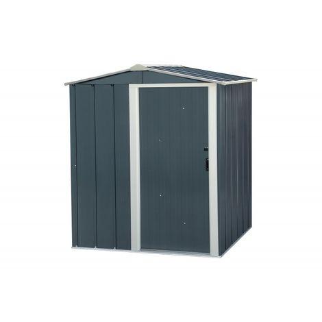 Caseta de jardín ECO SHED 5X4 medidas 122x161x181 cm. Duramax