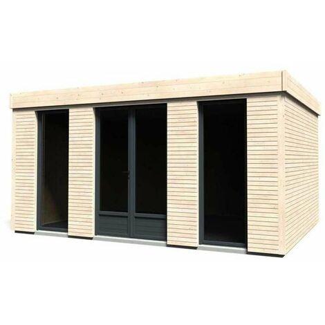 Caseta de Madera Decor Home 15 (497 x 249 x 365 cm, 18,14 m2) Decord et Jardin