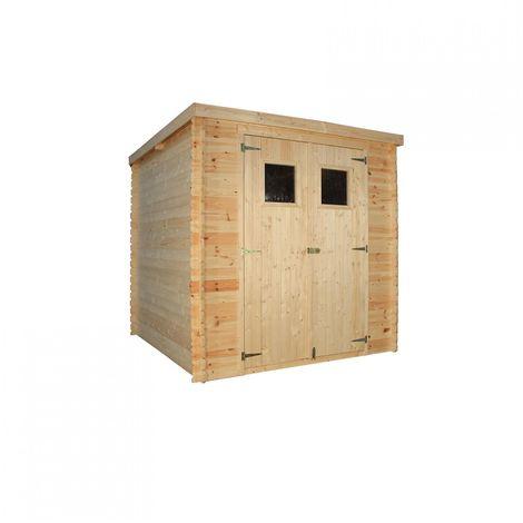 Caseta de madera Sergei 4,16 m2 de Gardiun
