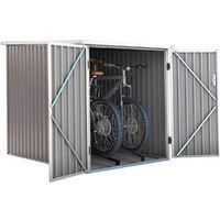 Caseta de metal para bicicleta DALLAS BIKE - 2.8 M²