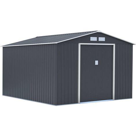 Caseta de metal Vegas - 12.98 m²