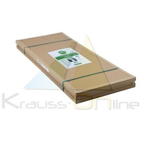 Caseta Metalica Tools Green High Door 2,05x1,93x1,10m