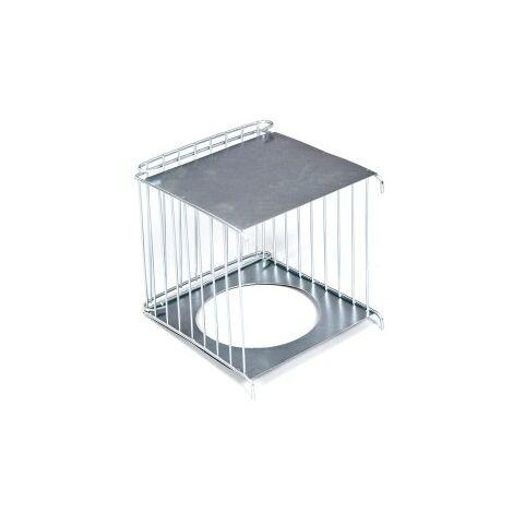 Caseta nido exterior metal zincado