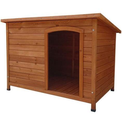 Caseta para perro de madera Sugar Gardiun 116 x 76 x 82 CM
