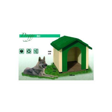 Caseta perro 100x100x98 cm