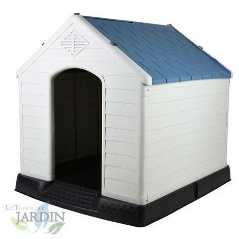Caseta perro Suinga resina grande 105x97x99 cm
