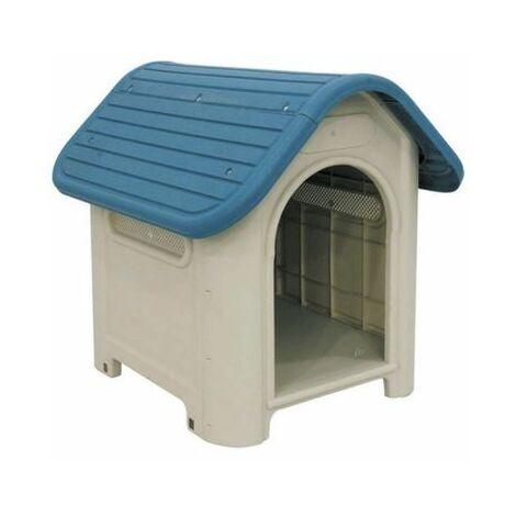 Caseta plástico Dog house tamaño S