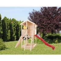 Casetta per bambini Alida in legno | Legno
