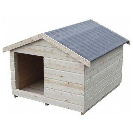 Casetta per i cani in legno, 12mm, 90 x 100 cm, 0.90m²