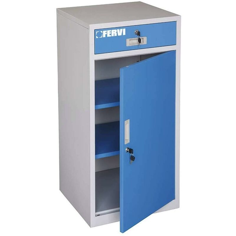 Casier De Rangement Boîte Outil Cabinet Coffret Tiroir Atelier Garage Fervi A100