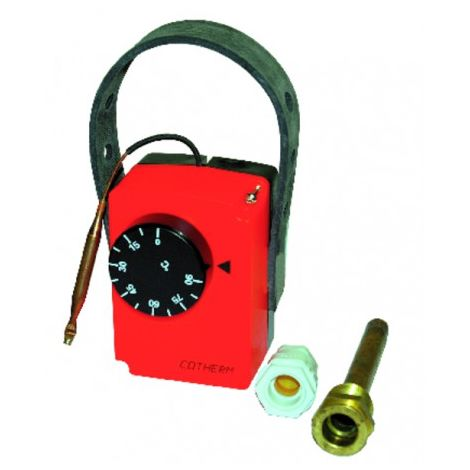 Casing box adjusting aquastat cotherm - bfmh3001 - COTHERM : BFMH3001